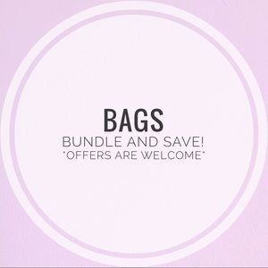 Handbags - 🛍 Bundle and save! Reasonable offers are welcome!